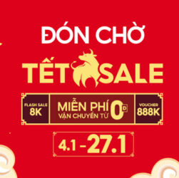 Shopee sale tết 2021