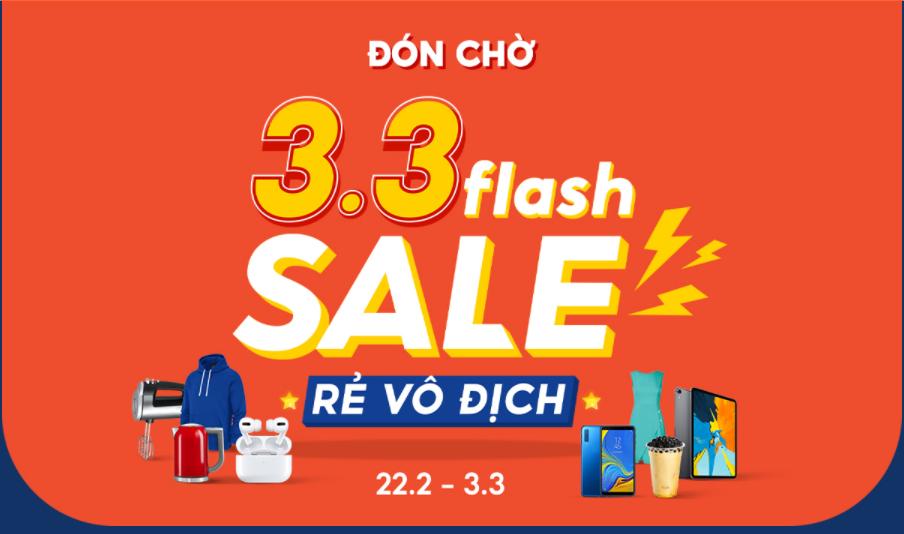 Shopee sale 03.03
